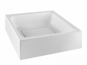 Gessi Rettangolo countertop or wall sink 37571