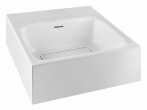 Gessi Rettangolo countertop or wall sink 37572