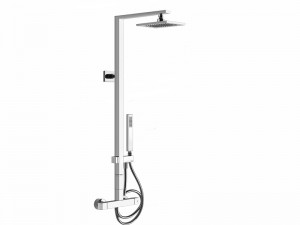 Gessi Rettangolo Shower shower system 23447