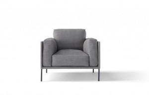 Amura Giorgio fabric armchair GIORGIO010