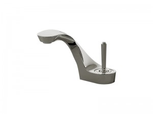 Graff Ametis single lever sink tap with LED E6401LM43