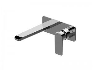 Graff Java wall single lever sink tap E11135LM54W