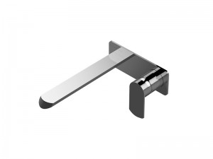 Graff Phase wall single lever sink tap E6636LM45W