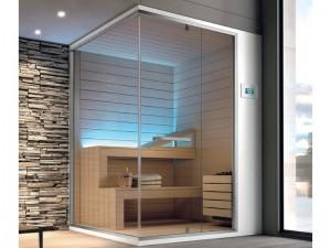 Hafro Ghibli angular sauna SGH10034-1D009