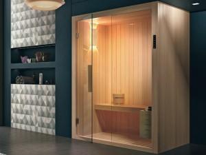 Hafro Kyra angular sauna SKY10036-1S006