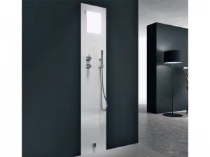 Hafro Rigenera 200 drop in multifunction shower system with turkish bath 4RIB1N0