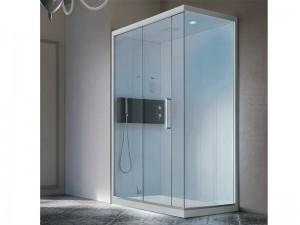 Hafro Soul Integra angular multifunction shower enclosure 1SUB1S2