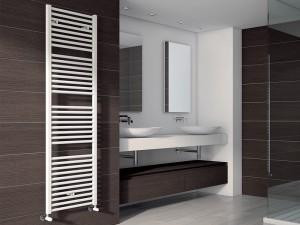 Irsap Ares bathroom heater 81,8x48cm EIS048B01IR01NNN