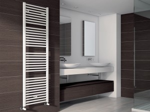 Irsap Ares bathroom heater 81,8x58cm EIS058B01IR01NNN
