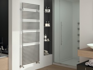 Irsap Flauto bathroom heater 155,8x75,6cm FTL075B50IR01NNN