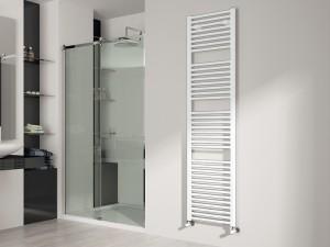 Irsap Geo bathroom heater 81,8x75cm ECS075B01IR01NNN