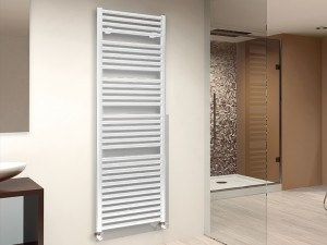 Irsap Pareo bathroom heater 80x45cm PTS045B01IR01NNN
