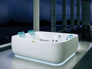 Jacuzzi Aquasoul Extra freestanding hydromassaging hot tub AQU70010748