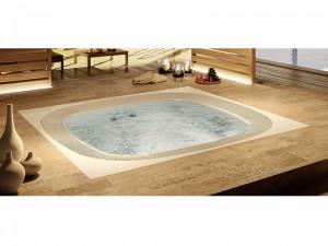 Jacuzzi Enjoy indoor and outdoor drop in hydromassage spa 9445-02352