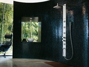 Jacuzzi Es Built In wall multifunction shower system 944905580