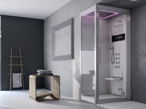 Jacuzzi Frame multifunction shower enclosure 9448258A