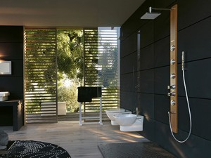 Jacuzzi Ios wall multifunction shower system 94490566