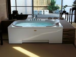 Jacuzzi J-Sha MI angular hydromassaging hot tub JSH10012111DX