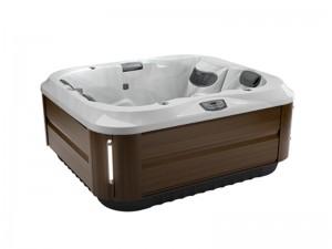 Jacuzzi J-315 indoor and outdoor freestanding hydromassage spa J-315-9444-99431