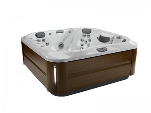 Jacuzzi J-335 indoor and outdoor freestanding hydromassage spa J-335-9445-15031