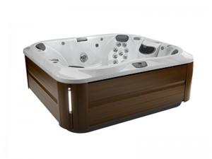 Jacuzzi J-365 indoor and outdoor freestanding hydromassage spa J-365-9446-26031