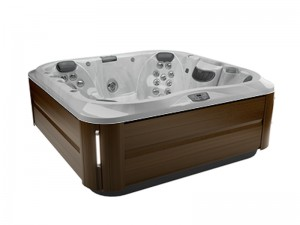Jacuzzi J-375 indoor and outdoor freestanding hydromassage spa J-375-9444-94831