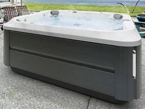 Jacuzzi J-385 indoor and outdoor freestanding hydromassage spa J-385-9445-06631
