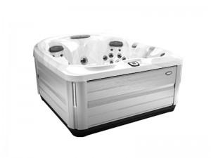 Jacuzzi J-435 indoor and outdoor freestanding hydromassage spa J-435-9446-41165