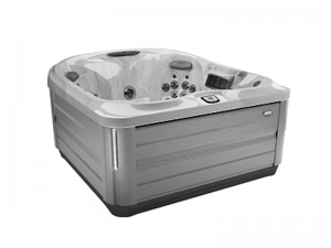 Jacuzzi J-445 indoor and outdoor freestanding hydromassage spa J-445-9445-40465