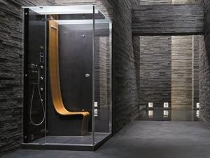 Jacuzzi Omega multifunction shower enclosure 9547123ADX