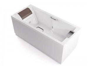 Jacuzzi Slim Pro wall hydromassaging hot tub THE40141513SX