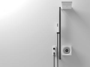 Jacuzzi XYZ+ shower system XY2003201