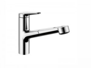KWC Adrena single lever kitchen tap 115.0307.926
