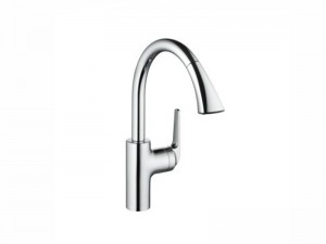 KWC Domo single lever kitchen tap 115.0308.231