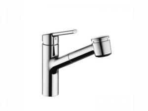 KWC Luna-E single lever kitchen tap 115.0457.309