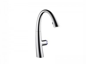 KWC Zoe touch light PRO kitchen tap with led