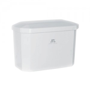 Lefroy Brooks Classic wall cistern LB7211