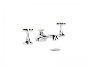Lefroy Brooks Classic rubinetto lavabo 3 fori LB1220