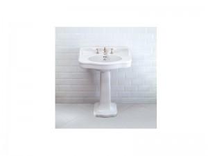 Lefroy Brooks Le Chapelle pedestal sink LB7703