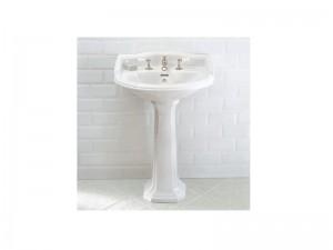 Lefroy Brooks Lissa Doon pedestal sink LB7501