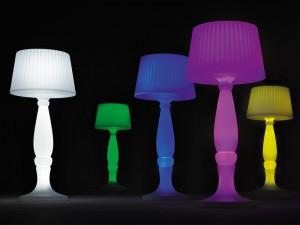 Myyour Agata floor RGB lamp 60411AGAT