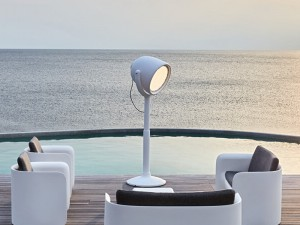 Myyour Hollywood floor lamp with power pack led 6181HOL