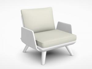 Myyour Samurai Base armchair 219S01SAM