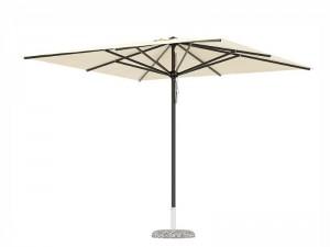 Ombrellificio Veneto Dolomiti Alluminio parasol 300x300cm DOLOMITI