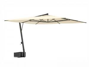 Ombrellificio Veneto Eternity lateral arm parasol 400x400cm ETERNITY