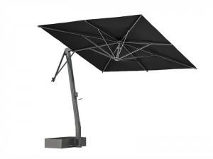 Ombrellificio Veneto Horizon lateral arm parasol 300x300cm HORIZON