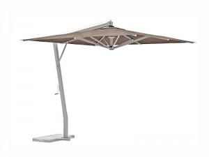 Ombrellificio Veneto Marte lateral arm parasol 300x400cm MARTE