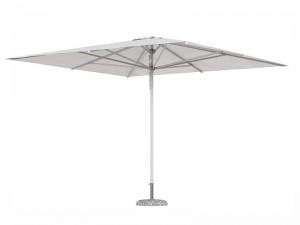 Ombrellificio Veneto Petrarca Alluminio parasol 300x300cm PETRARCA
