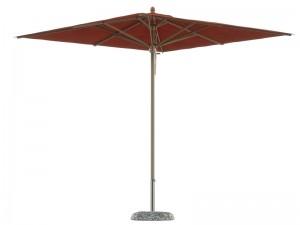 Ombrellificio Veneto Petrarca Legno parasol 300x400cm PETRARCA