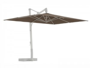 Ombrellificio Veneto Pitagora lateral arm parasol 400x400cm PITAGORA